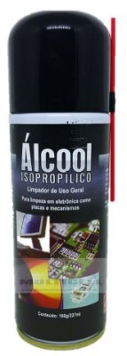 ÁLCOOL ISOPROPÍLICO SPRAY IMPLASTEC 227ml