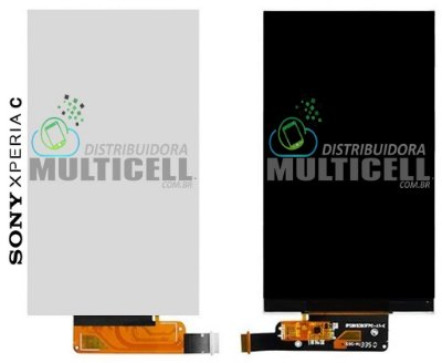 DISPLAY LCD SONY C2304 C2305 C2306 S39H XPERIA C ORIGINAL