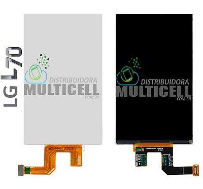 DISPLAY LCD LG D320 D325 D340 L70 1ªLINHA QUALIDADE AAA