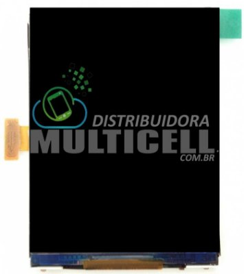 DISPLAY LCD SAMSUNG S5280 S5282 GALAXY STAR 1ªLINHA