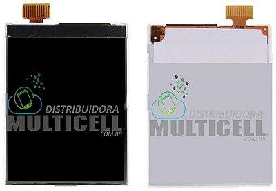 DISPLAY LCD NOKIA X1-01 C2-00 C110 C100 C101 C108 C112  C1-00 C1-01 C1-02 C1-03 1ªLINHA