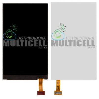 DISPLAY LCD NOKIA ASHA  305 306 308 309 310 1ªLINHA