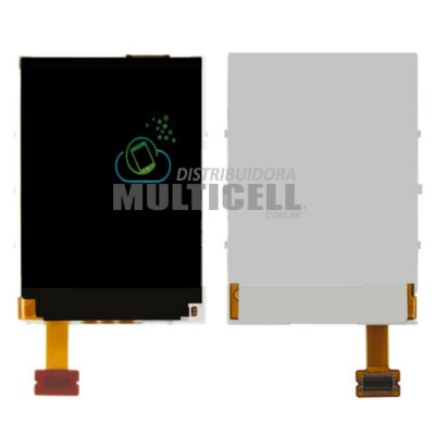 DISPLAY LCD NOKIA 2220 2680 2720 3500 1ªLINHA