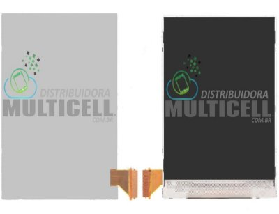 DISPLAY LCD MOTOROLA XT320 XT321 1ªLINHA