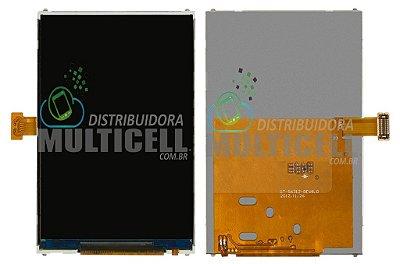 DISPLAY LCD SAMSUNG S6310 S6312 S6313 S6293 YOUNG TV 1ªLINHA