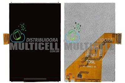 DISPLAY LCD SAMSUNG S6352 S6802 GALAXY ACE DUOS 1ªLINHA