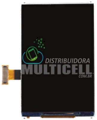 DISPLAY LCD SAMSUNG S7500 GALAXY ACE PLUS 1ªLINHA