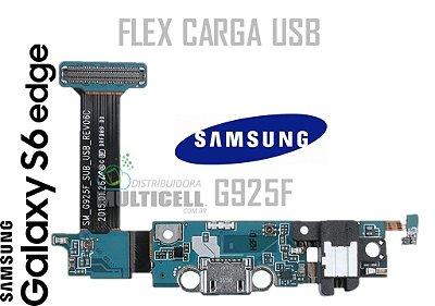 FLEX CONECTOR DOCK DE CARGA G925F SAMSUNG GALAXY S6 EDGE ORIGINAL
