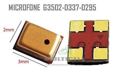 MICROFONE SAMSUNG  G3502 D337 D295 H326 H340 H342 H440 H442