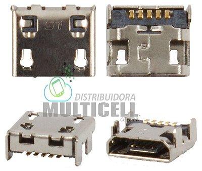 CONECTOR DE CARGA LG B220 H222 E410 E415 E420 E425 E430 E435 D100 D105 D107 D127 D227 D320 D325 E467/E450/E455/E470 E475
