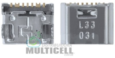 CONECTOR DE CARGA SAMSUNG  G360 I9080 I9082 I9063 I8550 I8552 I879 I869