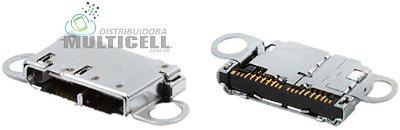 CONECTOR USB DOCK DE CARGA SAMSUNG N900 N9000 N9005 G900 S5 NOTE 4 ORIGINAL