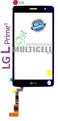 TELA TOUCH SCREEN LG X150 X155 X170 X170FTV LPRIME II ORIGINAL EBD62625801