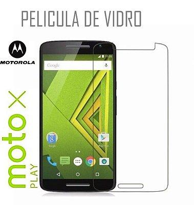 PELICULA DE VIDRO  MOTOROLA MOTO X PLAY XT1563 2,5mm