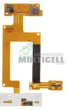 CABO FLEX NOKIA C2-06 C2 06 TECLA TEC 1ªLINHA