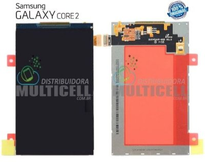 DISPLAY LCD SAMSUNG G355 G355M G355H GALAXY CORE 2 DUOS (GH96-07769B) ORIGINAL