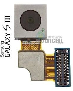 FLEX CAMERA TRASEIRA SAMSUNG I9300 I9300i I9301 I9305 I9308 GALAXY S3 ORIGINAL