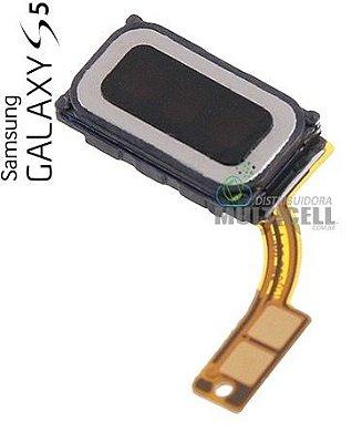 FLEX ALTO FALANTE AURICULAR SAMSUNG G900 G900M G900F G900H GALAXY S5 ORIGINAL