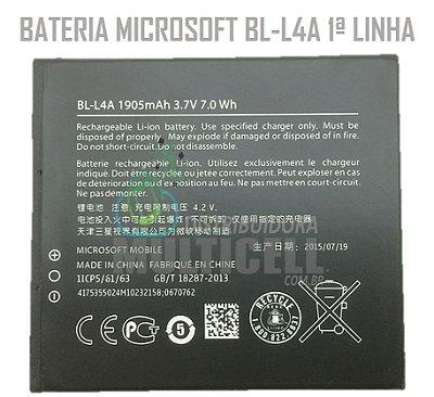 BATERIA MICROSOFT BL-L4A RM-1092 LUMIA 535 1905mhA 1ª LINHA