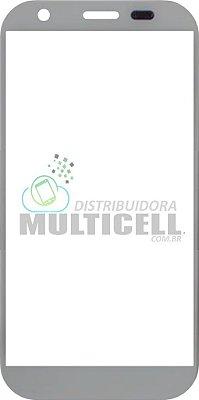 TELA DE VIDRO MOTOROLA XT1032/XT1033 MOTO G BRANCO ORIGINAIL GORILA GLASS
