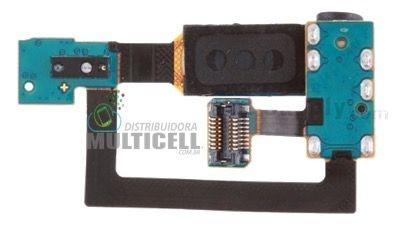 FLEX ALTO FALANTE AURICULAR CONECTOR FONE DE OUVIDO E VIBRA SAMSUNG I9000 GALAXY S  ORIGINAL