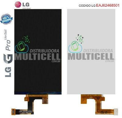 DISPLAY LCD LG D680 D683 D685 D686 G PRO LITE ORIGINAL (EAJ62468501)