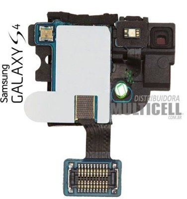 FLEX CONECTOR FONE DE OUVIDO SAMSUNG I9500 I9505 I9515 GALAXY S4 ORIGINAL