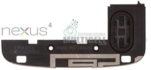 FLEX ALTO FALANTE CAMPAINHA E MODULO ANTENA LG E960 NEXUS 4 ORIGINAL