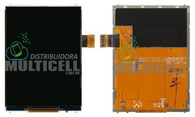DISPLAY LCD SAMSUNG S5220 S5222 GALAXY STAR 3 DUOS 1ªLINHA