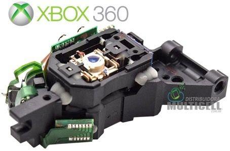 UNIDADE ÓPTICA  LEITOR ÓPTICO XBOX 360 HOP 141 14XX FAT BENQ LITEON DG 16D2S ORIGINAL