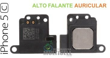 ALTO FALANTE AURICULAR APPLE IPHONE 5C ORIGINAL