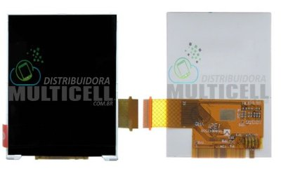 DISPLAY LCD LG A390 A395 C299  4CHIP 1ªLINHA AAA