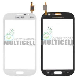 TELA TOUCH SCREEN SAMSUNG I9080 I9082 GRAND DUOS BRANCO 1ªLINHA