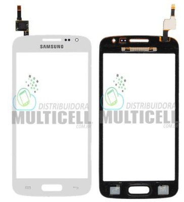 TELA TOUCH SCREEN SAMSUNG G3812 GALAXY S3 SLIM BRANCO 1ªLINHA