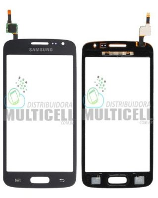 TELA TOUCH SCREEN SAMSUNG G3812 GALAXY S3 SLIM PRETO CINZA GRAFITE 1ªLINHA