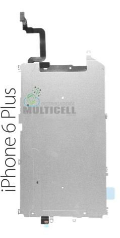 FLEX PLACA HOME APPLE A1522 A1524 IPHONE 6 PLUS 5.5'' ORIGINAL