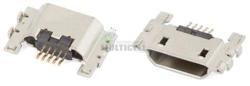 CONECTOR USB DOCK DE CARGA SONY C6802 C6806 C6833 D5303 T2 ULTRA D5306 D5322 D5503 XPERIA Z1