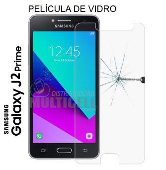 PELÍCULA DE VIDRO SAMSUNG G532 GALAXY J2 PRIME  2,5mm