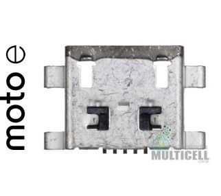 CONECTOR USB DOCK DE CARGA MOTOROLA  MOTO E XT1020 XT1021 XT1023 XT1025 XT1030 XT1032 XT1033 XT1040 MOTO G