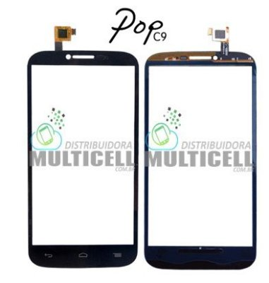 TELA TOUCH SCREEN ALCATEL OT7047 OT-7047 ONE TOUCH POP C9 ORIGINAL