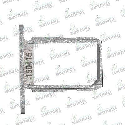 BANDEJA GAVETA CHIP SIM CARD SM-G920 G920 SAMSUNG GALAXY S6 PRATA ORIGINAL