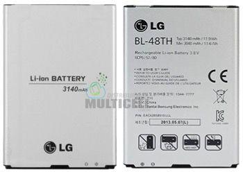 BATERIA LG BL-48TH E980 E989 D683 D685 OPTIMUS G PRO LITE 1ªLINHA AAA