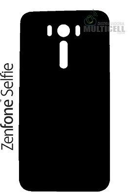 TAMPA TRASEIRA ASUS ZENFONE SELFIE ZD551KL PRETO 1ª LINHA