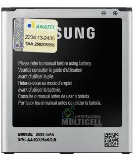 BATERIA SAMSUNG B600BE I9500 I9505 I9515 GALAXY S4 ORIGINAL