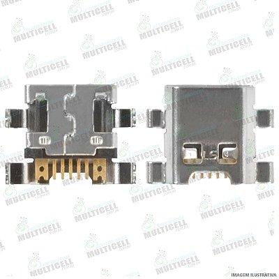 CONECTOR DE CARGA DOCK USB LG M250 K10 2017 M320 K10 POWER D618 D620 D722 D724 M700 LG Q6 K580 LG X CAM K580