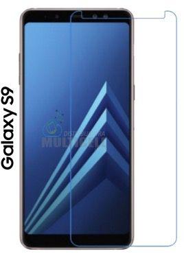 PELÍCULA DE VIDRO SEM BORDA SAMSUNG G960 G9600 GALAXY S9  (SEM EMBALAGEM)