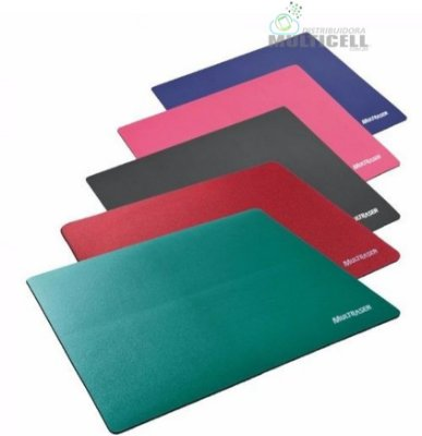 MOUSE PAD SOFT MULTILASER EMBORRACHADO COLORS UNIDADE