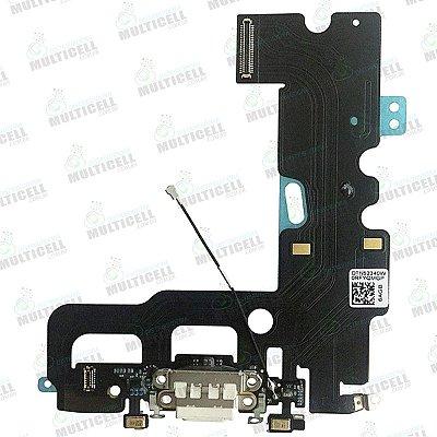FLEX DOCK CONECTOR DE CARGA USB APPLE A1660 A1661 A1778 IPHONE 7 IPHONE 7G QUALIDADE AAA