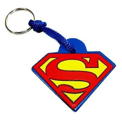 CHAVEIRO PERSONALIZADO TEMA SUPERMAN