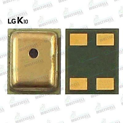 MICROFONE LG D280 L65 D295 D325 L70 D337 D805 H525 H342 H422 K10 K430 K8 K350 K8 K350 K130 K4